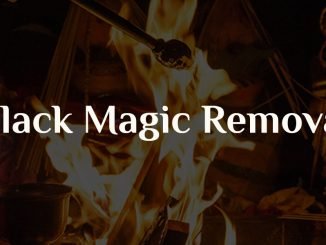 Black Magic Removal Remedies