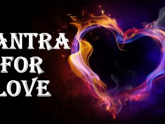 Mantra to Make Someone Love you