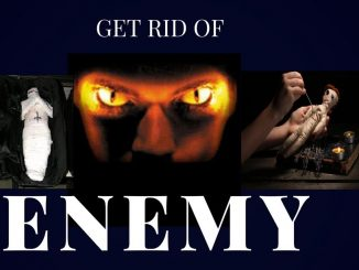 Mantra to Destroy Enemy