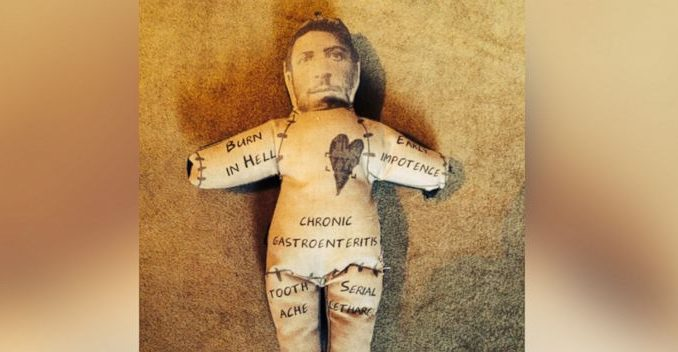 How to Make a Voodoo Doll for Revenge