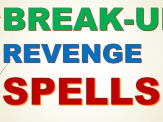 Revenge spell on a ex Lover