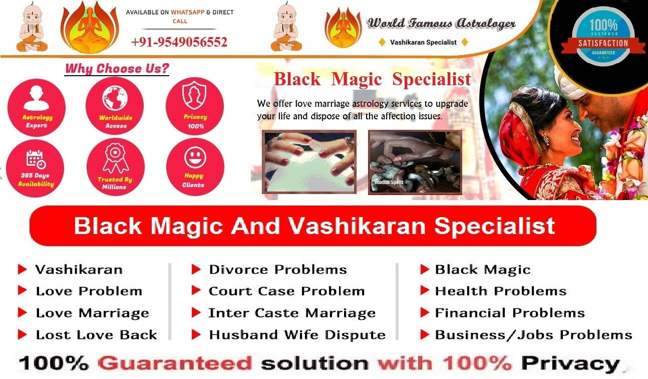 Black Magic Specialist,Vashikaran Specialist