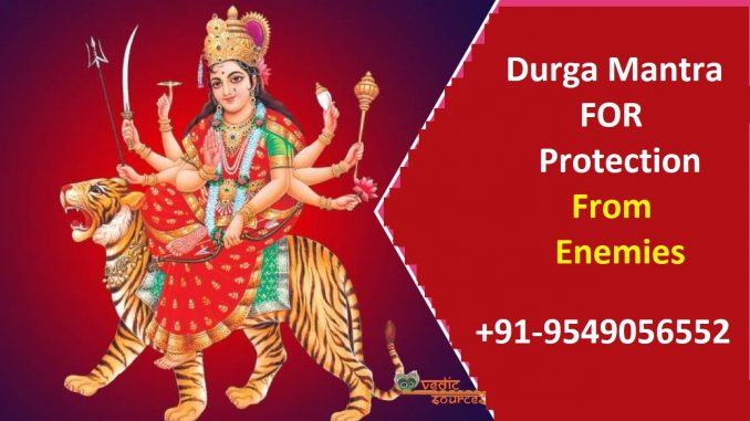 Durga Mantra For Protection From Enemies